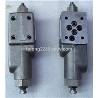 Rexroth pump A4VSO355 regulator DR valve