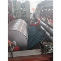 rubber batch-off cooling machine