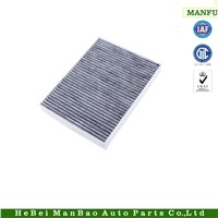 Activated Carbon Auto Cabin Air Filter O.E.M (7H0819631A)