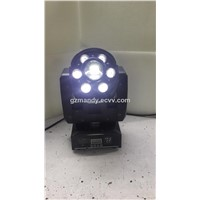 LED 30W Spot 6*8W RGBW Washer Moving Head Light(MD-B048)