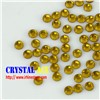 korean quality hot fix rhinestone iron-on stone hotfix crystal rhinestone