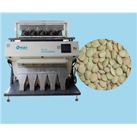 lentil bean color sorter machine with high definition