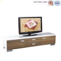 New Design - Wooden Modern LED TV Stand Furniture