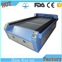 NC-C1318 china supplier CO2 laser foam board cutting machine