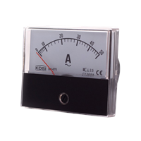 CE certificate BP-670 AC50 / 5A analog current meter