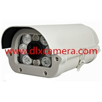 DLX-LIVB8  Varifocal Lens 1080p 2Mp Weather-proof License plate capture Color IP IR Bullet Camera
