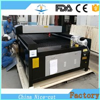 NC-C1620  low price plywood metal laser cutting machine for sale China