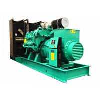 Googol 1000kW Sound-proof Water Cooled Three Phase Generator