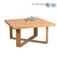 Wood Panel Multi-Functional Coffee Table