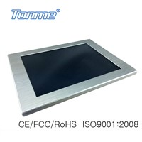 industrial pc rs232/rs485 10inch touch tablet pc 2 LAN ports USB3.0*2 USB2.0*3 RS232*2 RS232/RS485