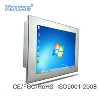10  INCH embedded tablet pc industrial touch tablet pc intel 1037u/2gb/32gb SSD