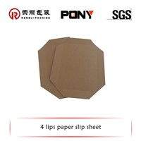 100%Recyclable Brown Paper Slip Sheet