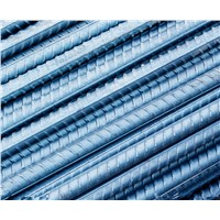 HRB400 HRB500 Reinforced Deformed From alibaba china Steel Rebar