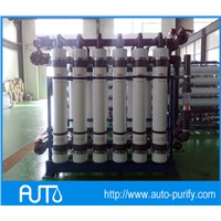 Industrial Water Purifier Ultra Filtration System UF Plant