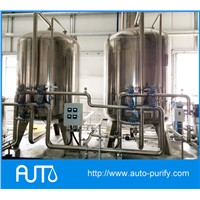Industrial Sand Filter Drinking Water Treatment Plant