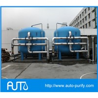 Water Treatment Multimedia Filter Carbon Activated Filter
