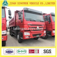 Low Price 30ton SINOTRUK 336hp HOWO Dump truck for Sale