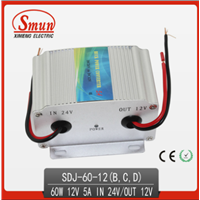 DC to DC Converter, Boost Power Converter, 24VDC-12VDC Power Transformer Inverter