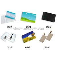 Factory Price Card Shape USB 2.0 3.0 Flash Disk, Drive