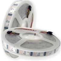 DC 12V 5050SMD RGB LED Strip Light/LPD6803 Flex LED Ribbon Light 7.2W