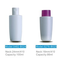 100ml Hair Conditioner Container
