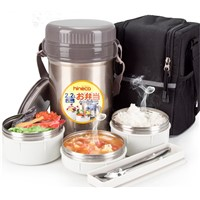 Vacuum insulated food containers lunchbox food jar lunch jar with stainless steel containers