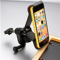 Wholesale factory price 360 degree rotating non-slip mobile phone car holder