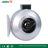 Round duct ventilation centrifugal fan