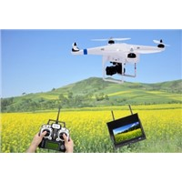 2.4G 4.5CH 6-axis gyro rc drone waterproof ,quadcopter mariner with camera