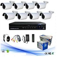 8CH CCTV AHD DVR Camera Kit