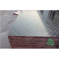 Film faced plywood combine core/concrete shuttering