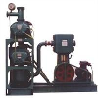 Roots Reciprocating Vacuum Unit (JZJW Series)