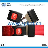 medical spine board strap belt stainless steel buckle