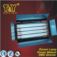 55w 4 banks tube fluorescent light