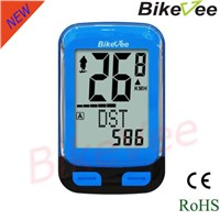 Waterproof Wireless Bicycle Computer Cycling Computer Bike Speedometer
