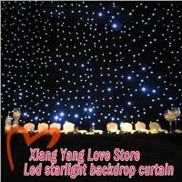 starlight backdrop curtains
