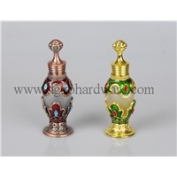 12ml colorful fashion design metal perfume bottle