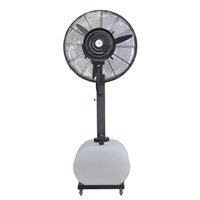 "Wholesales 26"" protable water spraying fan with CE"