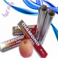 25sqft/37.5sqft/75sqft/200sqft standard diamond brand aluminium foil