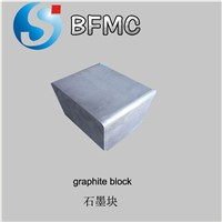 Carbon graphite round and graphite block