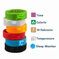 W2 usb pedometer bracelet / 2015 fashion USB smart bracelet watch W2 / hot sale W2 pedometer