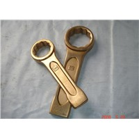 Aluminum copper tools, safety tools, spark free wrench