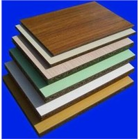 cheap melamine  particle board