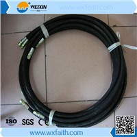 2015 Great quality hydraulic rubber hose/fuel hose/hose reel