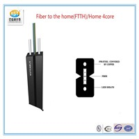 Fiber to the home(4core)/Home cable system(GJYXCH/GJYXFCH)