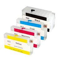 hp950/hp951 refillable ink cartridge and ciss for hp8100/hp8600/hp8610/hp8620/hp8630/hp8615/hp8625