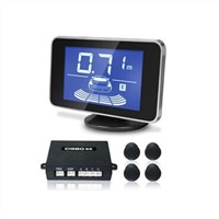 Flat Panel  LCD Parking Sensor