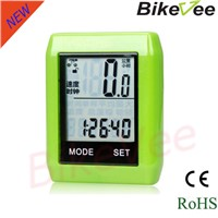 Wireless Waterproof Touch Screen LCD Bike Computer Odometer Speedometer with Multi Function