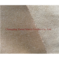 micro woven suede fabric (BM1008W)
