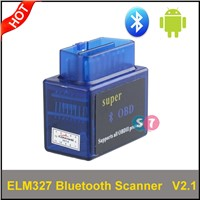 Bluetooth OBD2 Diagnostic Scanner